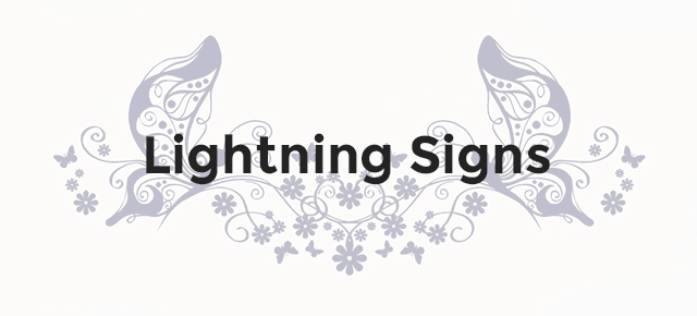 Lightning Signs image link